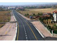 Aksaray'da 2 Kilometrelik Yeni Toki Yolu Hizmete Açıldı