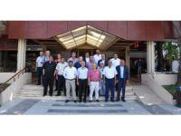 Aksaray Ticaret Borsası Başkanı Özkök, Adaylığını Açıkladı
