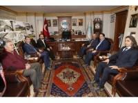 Ak Parti Genel Başkan Yardımcısı Sorgun Aksaray'da