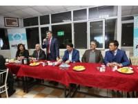 Başkan Yazgı, Mahalle Muhtarları İle İle İstişare Toplantısı Yaptı