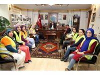 Türkiye'de Bir İlke İmza Atan Kadınlar Başkan Yazgı İle Buluştu