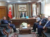 AK Parti Heyeti, İl Müftüsü Bal'ı Ziyaret Etti