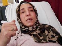 """Eşi Tarafından Tabancayla Vurulan Kadının Feryadı: """"Bana Yaşama Şansı Yok Mu?"""""""
