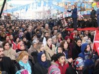 Meral Akşener İYİ Parti Aksaray İl Başkanlığını Hizmete Açtı!