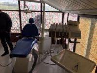 Jandarmadan Sahte Diş Doktoruna Operasyon