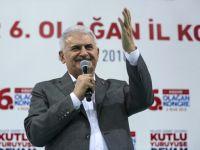 Aksaray, Başbakan Yıldırım'ı Karşılamaya Hazırlanıyor