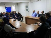AK Parti Aksaray Yeni Yönetimi İlk Toplantısını Gerçekleştirdi