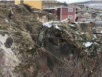 Ilısu'da tehlike arz eden kaya riski AFAD ekiplerince ortadan kaldırıldı