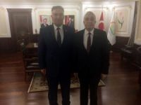 Başkan Kayan, Bakan Fakıbaba'ya Aksaray Hayvancılığı Hakkında Bilgiler Verdi