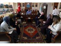 Başkan Yazgı, Halk Gününde Vatandaşları Dinledi