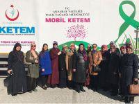 Ak Kadınlardan 'Erken Teşhis Hayat Kurtarır' Kampanyası