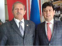 """İdris Bolakar, """"Şehit ve Gazilerimizin yanındayız"""""""