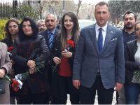 İYİ Parti Aksaray da Kadınları unutmadı
