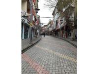 Akrasay'da Kaldırım İşgali İçin Son Uyarılar Yapıldı