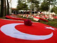 Aksaray'da Şehitleri Anma Günü ve Çanakkale Deniz Zaferi coşkuyla kutlandı