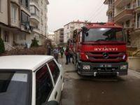 Aksaray'da Elektrik Panosunda Çıkan Yangın Korkuttu