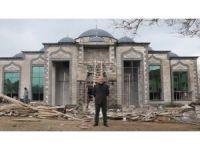 Topakkaya Beldesindeki Dev Cami Ramazanda İbadete Açılacak