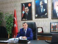 AK Parti Başkanı Altınsoy'un Polis Haftası Mesajı