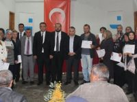 Sarıyahşi ve Ortaköy'de Mesleki Kurslara Yoğun İlgi