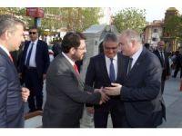 Bakan Özlü, Aksaray'ı Ziyaret Etti