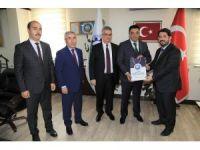 Aksaray'da OSB Yönetim Kurulu Toplantısı Yapıldı