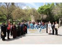 Aksaraylı Şehit Ailelerine Konya Gezisi Düzenlendi