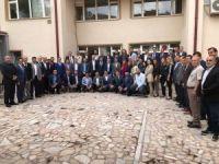 AK Parti Aksaray'da aday adaylarını buluşturdu