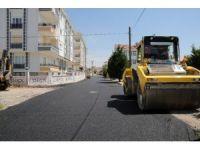 Aksaray Belediyesi alt ve üst yapı çalışmalarını sürdürüyor