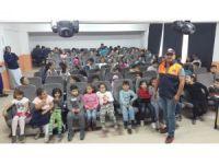 AFAD boğulmalara karşı eğitim veriyor