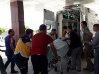 Eskil'de İnşaattan Düşen Genç Ağır Yaralandı