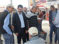 CHP'li Adaylar Seçim Çalışmalarına Ortaköy'de Devam Etti