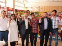 AK Partili Adaylardan Sultanhanı ve Eskil'e ziyaret!