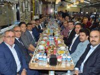 Ankara'daki Aksaraylı Bürokratlar Birlik ve Beraberliğin Önemine Vurgu Yaptı