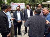 Madeni Sanatkârlar Oda Başkanı Mehmet Tekin'e Ziyaret