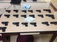 Aksaray'daki silah operasyonunda 2 tutuklama