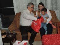 Vali Pekmez Sarıyahşi'de Karakaya Ailesinin İftar Konuğu Oldu