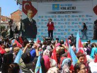 Meral Akşener Aksaray'da!