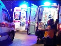 Üvey babasını başından vurarak ağır yaraladı
