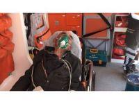 Aksaray'da kaybolan 80 yaşındaki Alzheimer hastası tarlada baygın bulundu
