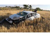 Aksaray'da trafik kazası: 2'si çocuk 5 yaralı