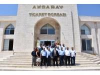 ATB yüksek istişare kurulu toplantısı yapıldı