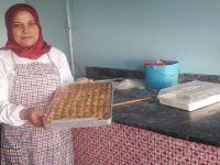 Aksaray ev hanımının büyük azmi kanser hastalığı onu yıldırmadı ve kendi iş yerini kurdu