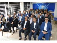Aksaray'da AK Parti yerel yönetimler toplantısı yapıldı
