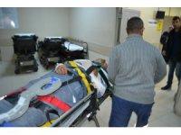 İşçilerini taşıyan minibüs devrildi: 2'si ağır 9 yaralı