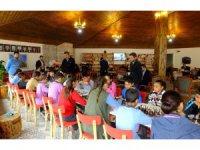 Sultanhanı'nda ortaokullar arası satranç turnuvası
