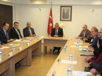 Aksaray İl İstihdam ve Mesleki Eğitim Kurulu Toplantısı