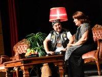İkinci Bahar Tiyatro Oyunu Aksaray'da Büyük İlgi Gördü