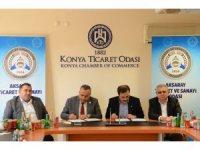 ATSO ile KTO arasında kardeş oda protokolü imzalandı