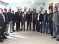 Eskil'in Sevilen Esnaflarından Ramazan Yarar AK Parti'den Aday Adayı