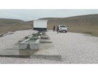Aksaray Altınkaya köyünde HİS tesisi tamamlandı